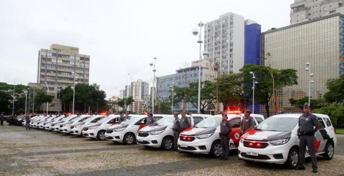 90d8c0a98364b Operação Natal Seguro reforça segurança nos centros comerciais de Sto.André